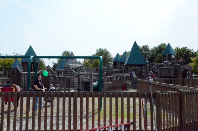 KidSpace Park in Shawnee.