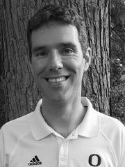 Okemos School Board candidate Joe Freidhoff