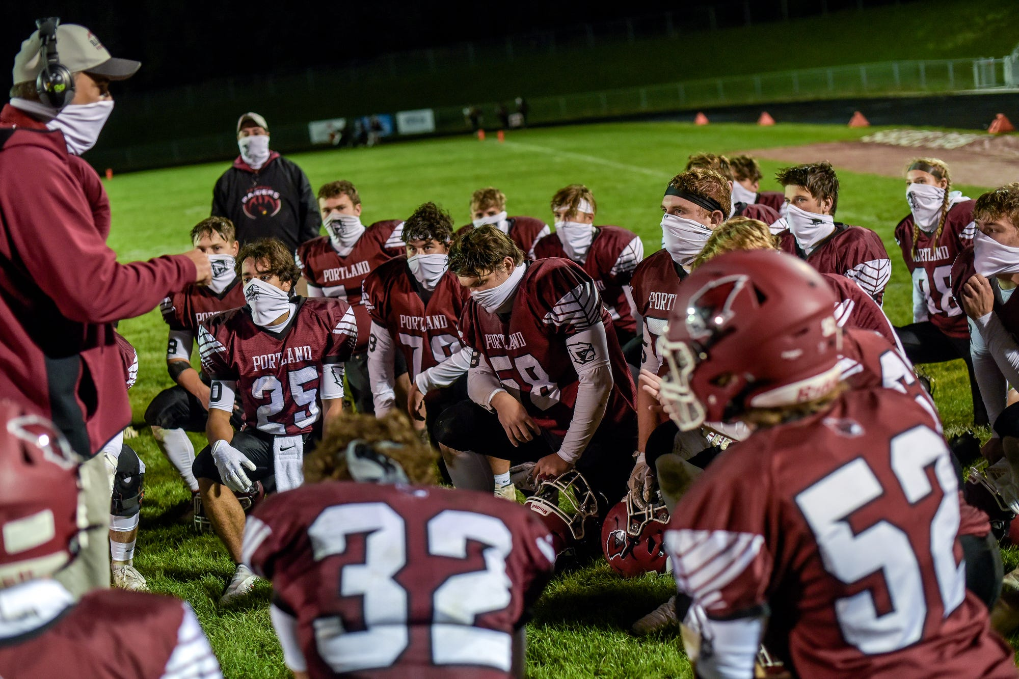 High school football is the new battleground of COVID-19 school reopenings