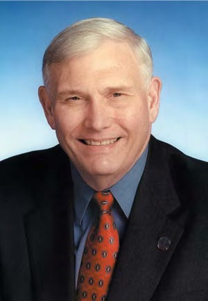 Former Tennessee Secretary of State Riley C. Darnell is seen in an undated photo from the 2007-2008 Tennessee Blue Book.