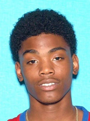 Nashville police said Juwan Gaines, 19, is wanted in connection with a shooting at Opry Mills mall that left one critically wounded on Wednesday.