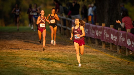 The FSU women won Friday's FSU Invitational