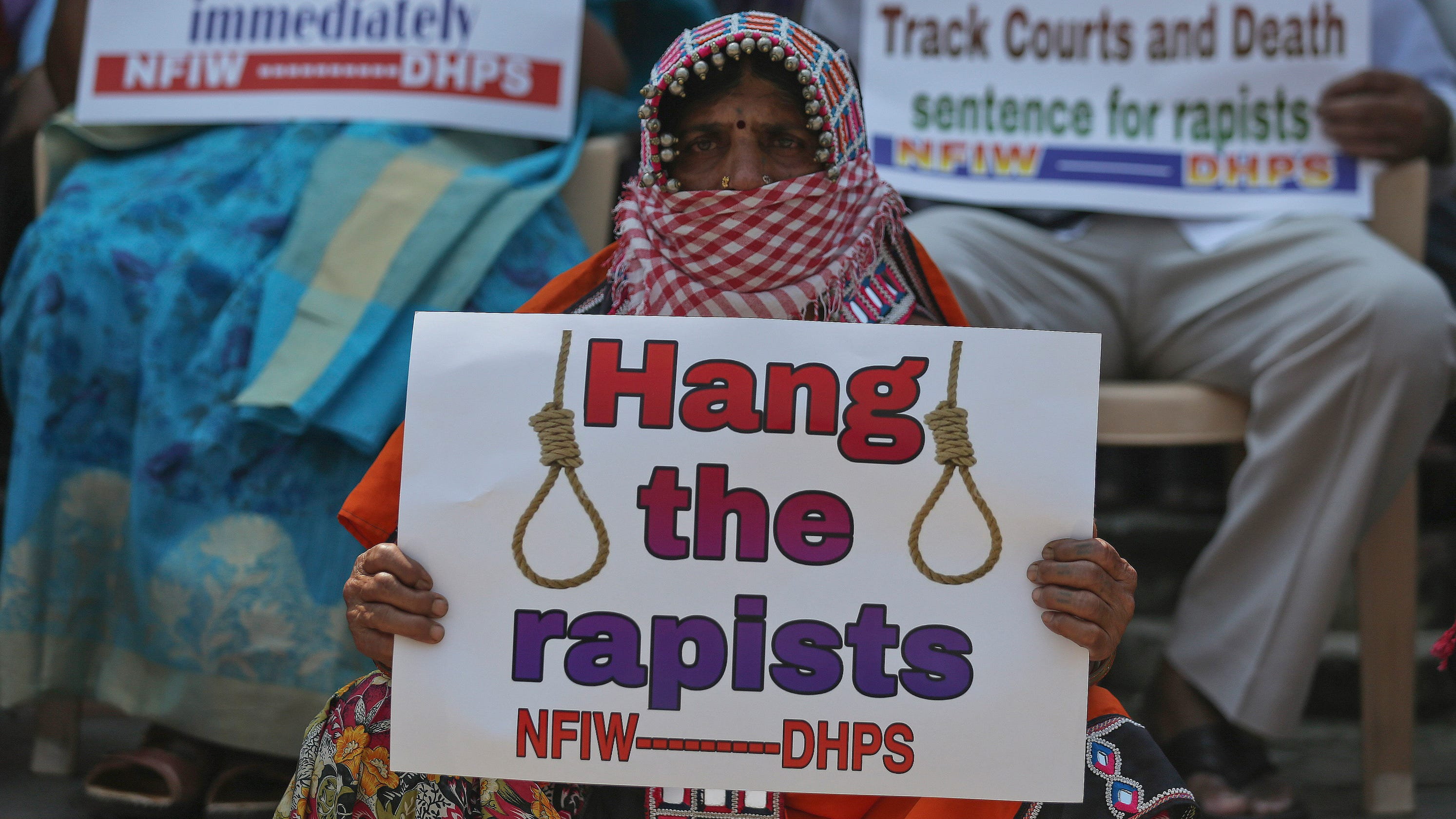 Raped to death: 4 upper caste men arrested in alleged gang rape of Dalit woman in India – USA TODAY