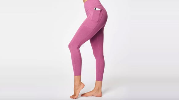 "Our apparel expert called these workout leggings ""buttery soft."""