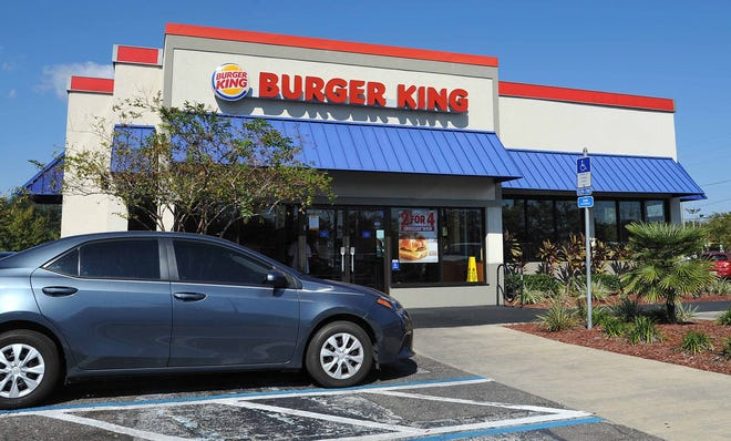 A new Burger King is expected to open later this year in Lincoln. This one at 937 Dunn Ave., Jacksonville, Florida, was photographed in 2016. [Bruce Lipsky/Florida Times-Union]
