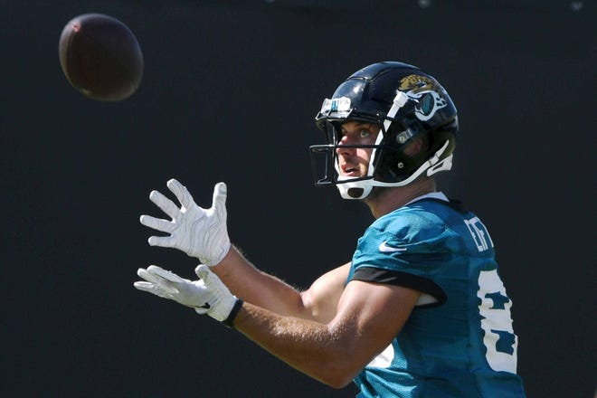 Jaguars tight end Tyler Eifert is set to play against Cincinnati Bengals, his former team, for the first time Sunday.