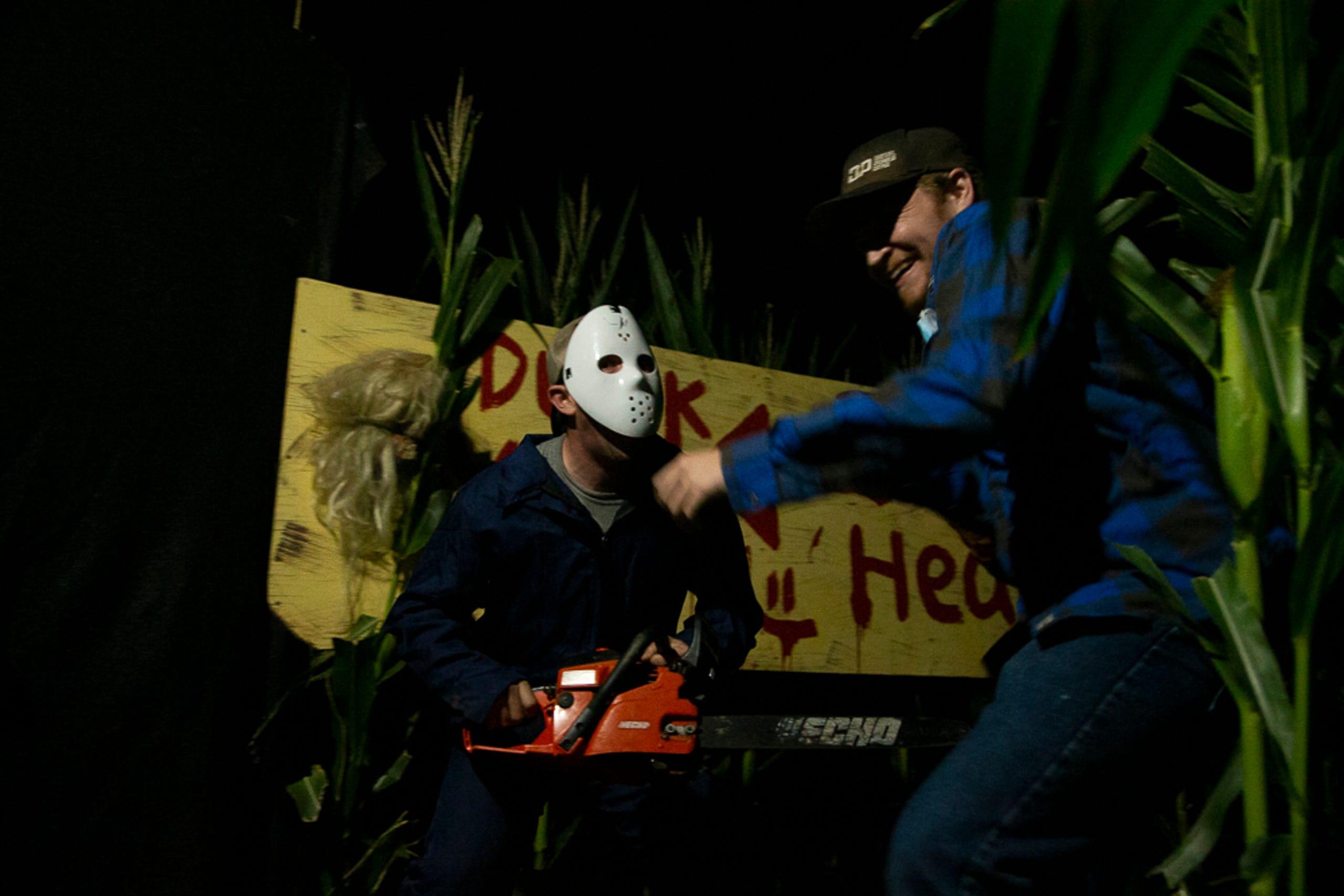 Halloween Az 2020 Halloween 2020: AZ Field of Screams haunted corn maze in Glendale