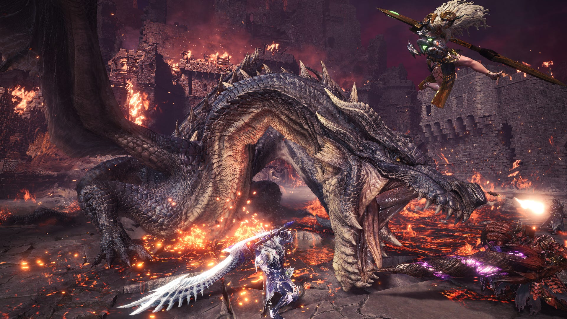 How To Beat Fatalis A Step By Step Guide Monster Hunter World Iceborne This section is for known recipes for the crafting system of the game. monster hunter world iceborne