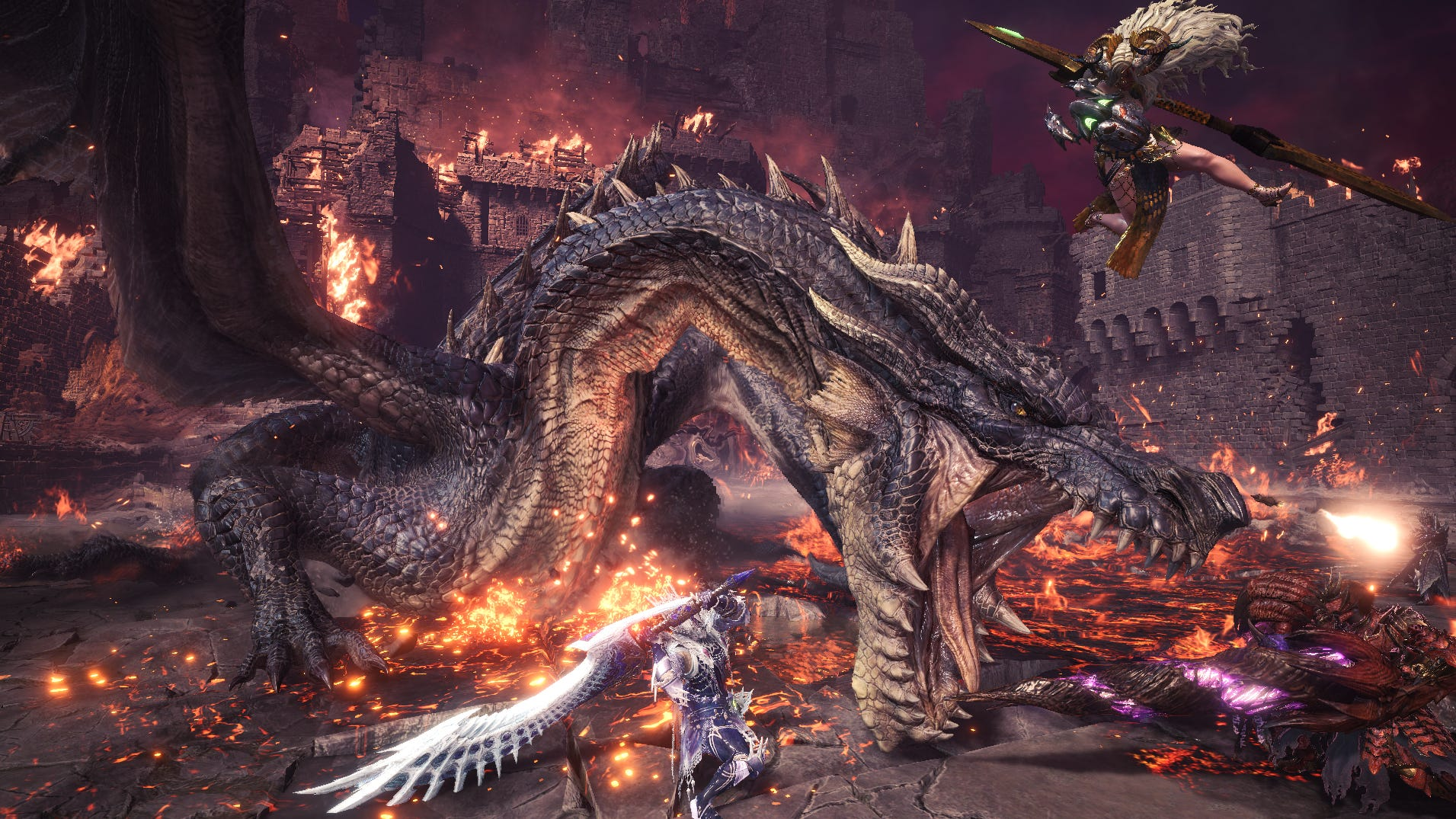 How To Beat Fatalis A Step By Step Guide Monster Hunter World Iceborne Play multiplayer games for free on y0.com! monster hunter world iceborne
