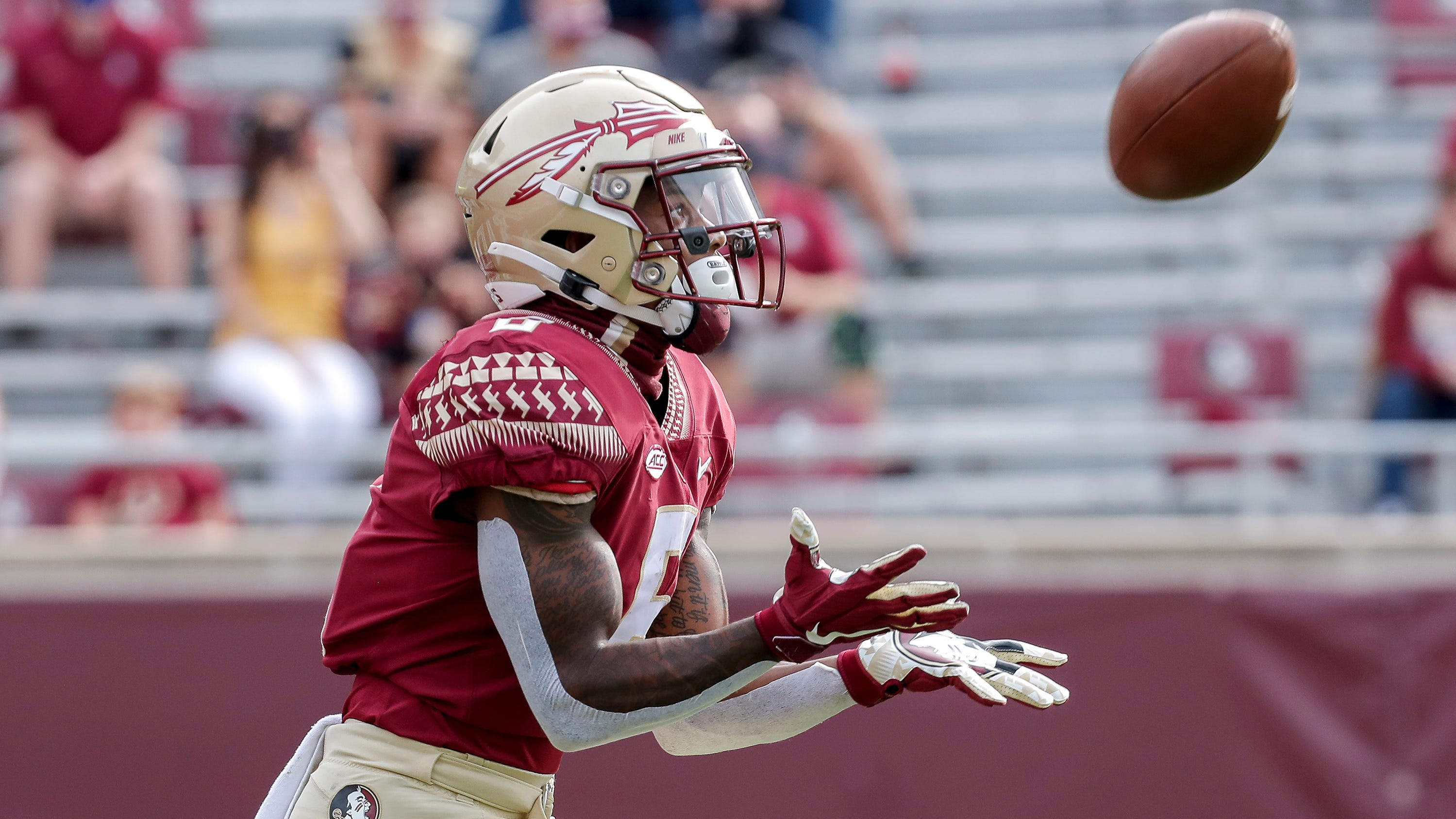 Watch Keyshawn Helton Asante Samuel Jr Recap Fsu S Win Over Jsu
