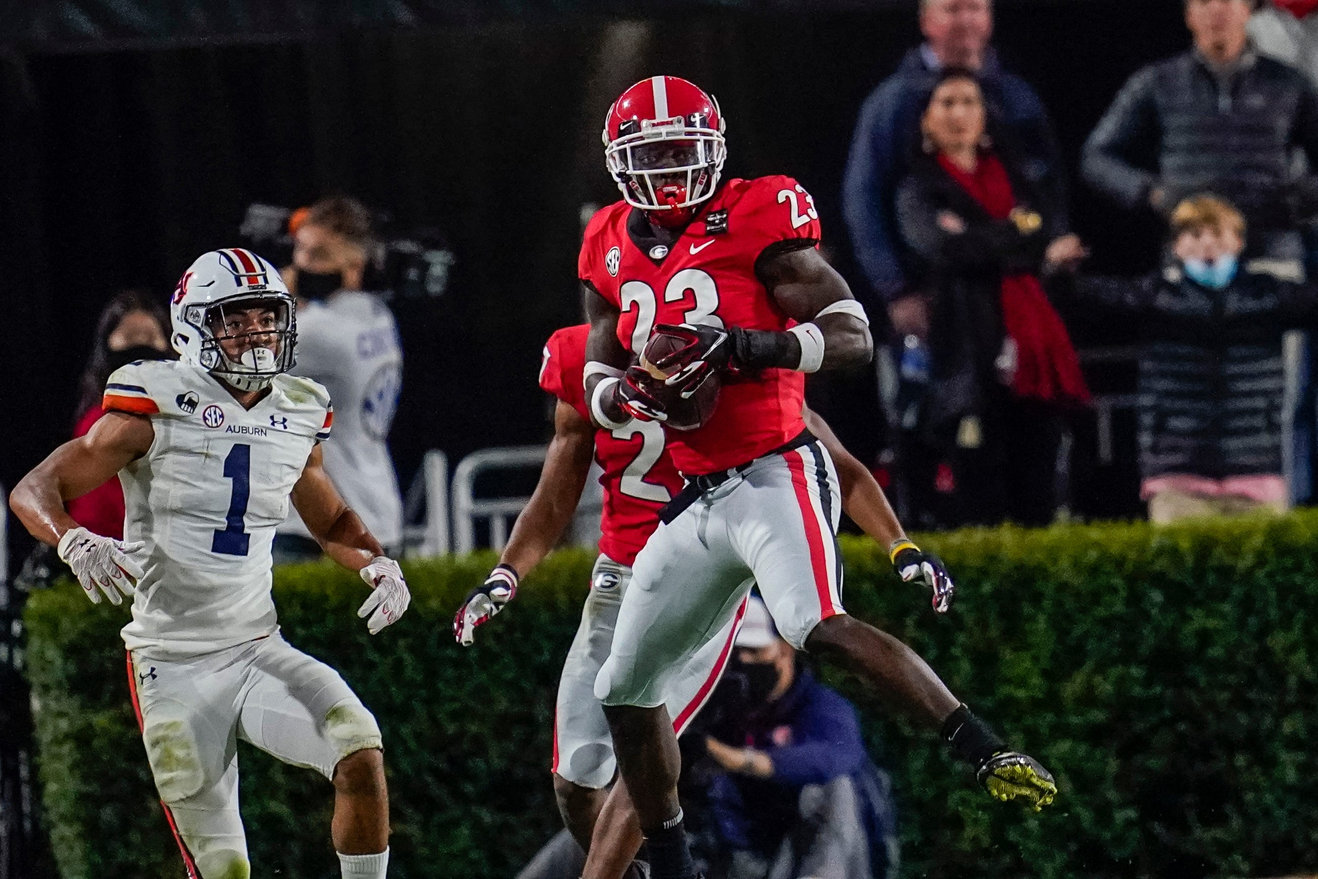 Ranking the SEC teams after Week 5 of the college football season