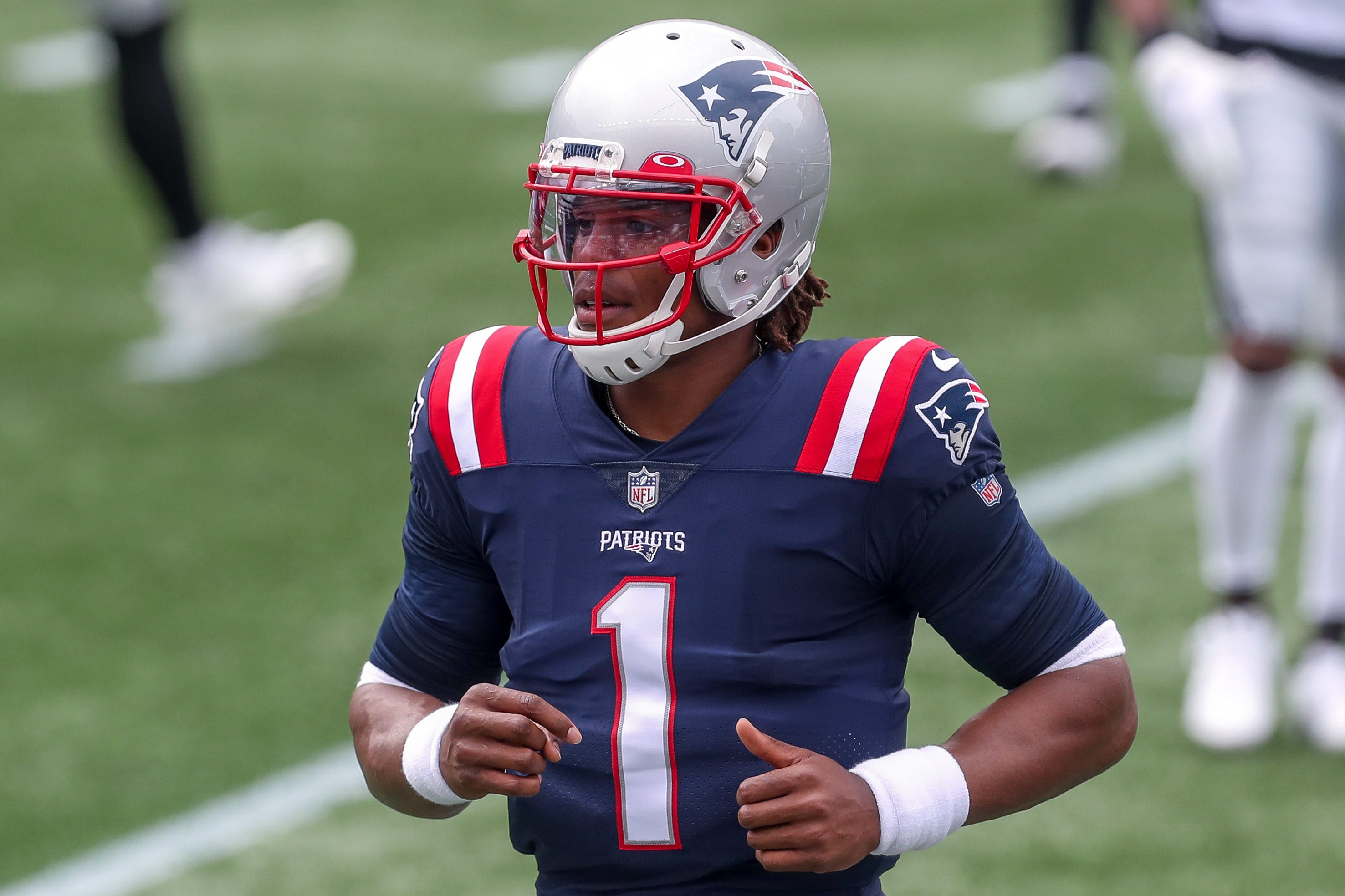 New England Patriots' Cam Newton vows to get healthy after COVID-19 positive test; when will he return?