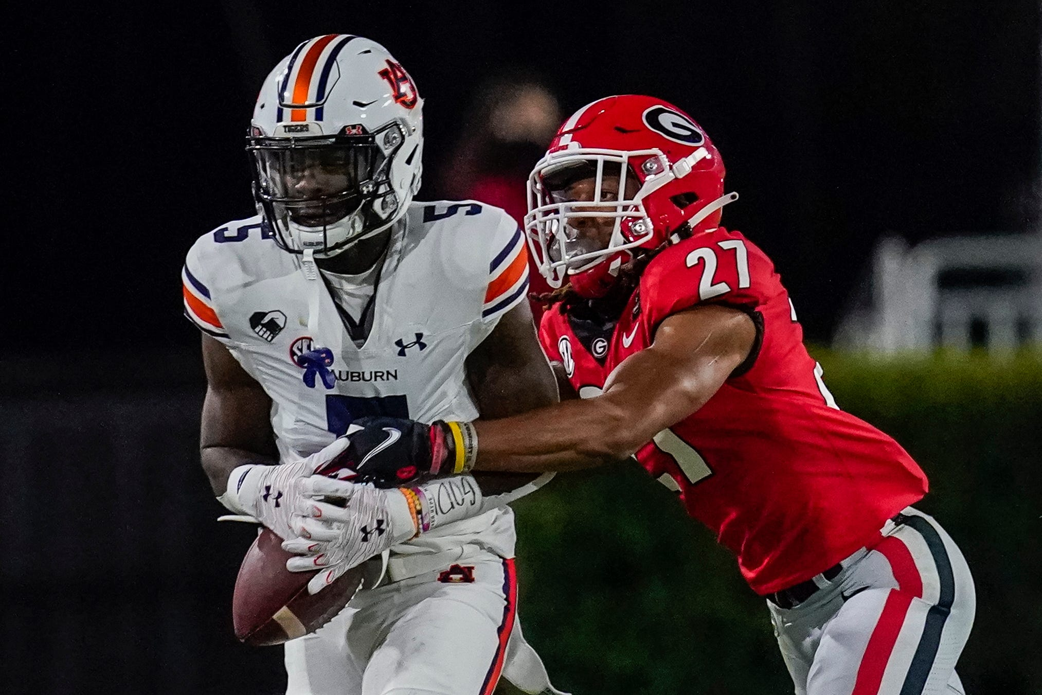 One realignment scenario could mean annual rivalries like Georgia-Auburn may be sacrificed to ensure fair and competitive balance among the 16-team SEC.