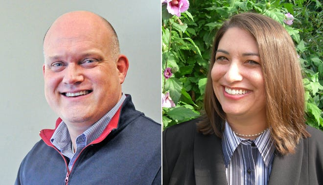Republican State Rep. Scott Wiggam is running for a third term in District 1 of the Ohio General Assembly. Alison Theiss is running as his Democratic opponent.
