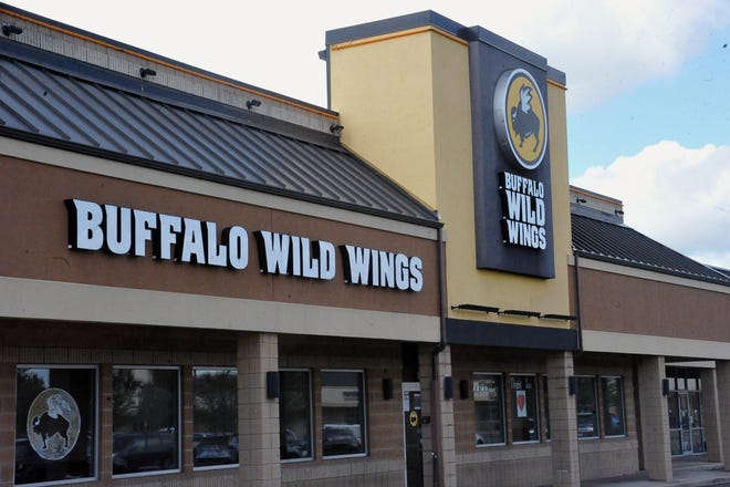 The Wooster Buffalo Wild Wings location was one of seven Northeast Ohio Buffalo Wild Wings purchased by Grube Inc.
