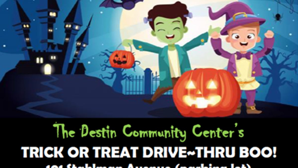 City of Destin to host Halloween activities