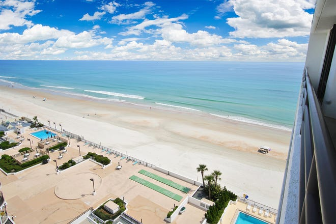 With unparalleled ocean views, river views, breathtaking sunsets and modern upgrades, this unit in Daytona Beach Shores' Oceans Atrium One represents the pinnacle of beachfront living.