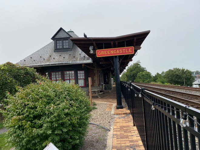 The Greencastle Area Youth Foundation, the organization that oversees the High Line Train Station on South Jefferson Street, is participating in A Community Thrives, a USA TODAY NETWORK fundraising initiative.