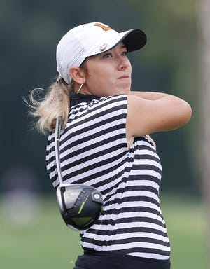 Lakeland's Analiese Raath finished up her junior year with the Dreadnaughts by firing a second-round 65 and claiming third place at the FHSAA Class 3A State Girls Golf Tournament on Saturday in Howey-in-the-Hills.
