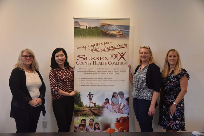 Delaware State University's Dorothy Dillard and Xuanren Goodman will receive collaborative assistance from Peggy Geisler and Kathryn Burritt of the Sussex County Health Coalition in a project that will research the social and behavioral factors relating to COVID-19 in underserved communities in Delaware.