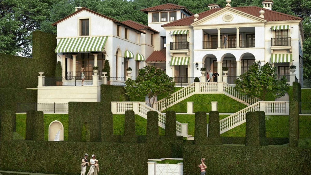 Palm Beach architecture board says design for 756 Hi Mount Rd too big