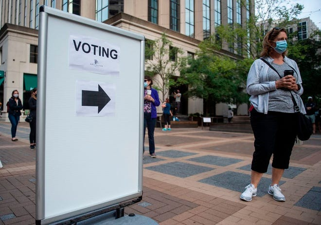 Voter participation is very important to our democracy.