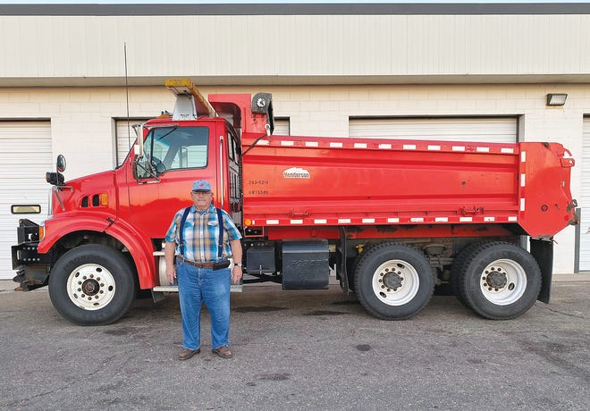 Norm Unuruh, Greensburg, won't have to worry about getting called out to deal with icey roads this winter. The Equipment Operator Senior is retiring on October 2 after working 43 year for KDOT.