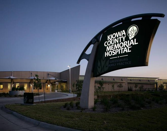 Kiowa County Memorial Hospital in Greensburg will end its long-standing lease arrangement with Great Plains Health Alliance in Wichita in favor of a management agreement with Pratt Regional Medical Center, effective January 1, 2021.