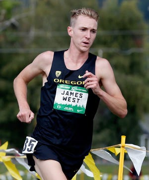 After a record-setting summer season on the track, James West is still expected to return to Oregon for a re-do on his lost senior season.  [Andy Nelson/The Register-Guard] - registerguard.com