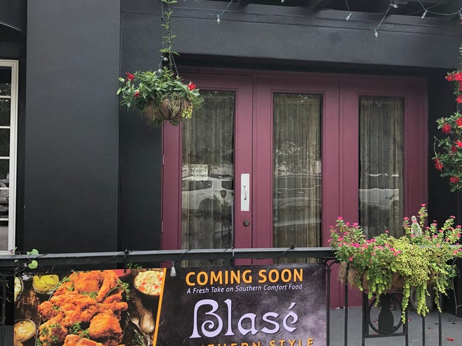 Blasé Bistro in Sarasota's Southside Village has rebranded as Blasé Southern Style.