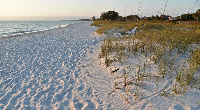 Longboat Key was named as one of the top islands in the U.S. by readers of Conde Nast Traveler.