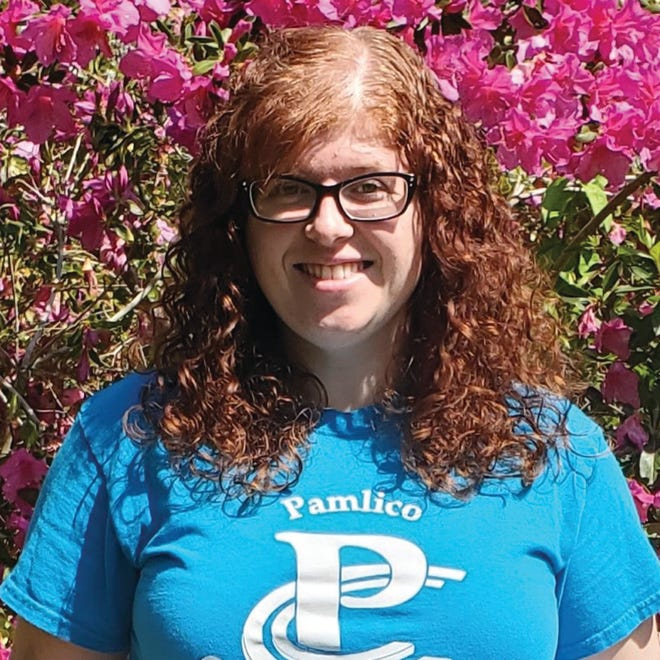 Pamlico Community College Financial Aid Director Meredith Beeman can help answer students' questions about the FAFSA and the financial aid process. She is available at 252-249-1851, ext. 3026, or mbeeman@pamlicocc.edu. [CONTRIBUTED PHOTO]