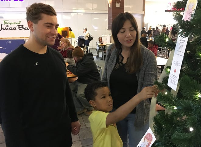 The Salvation Army is taking applications for its Angel Tree program through Oct. 30. This year people must make an appointment to apply for the program.