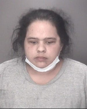 Harley R. Locklear arrested on drug charges. [Contributed photo Robeson County Sheriff's Office.]