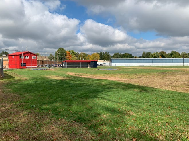 The baseball field at Indian Valley will soon have a new look.