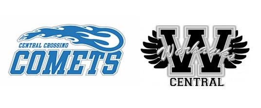 Central Crossing-Westerville Central logo