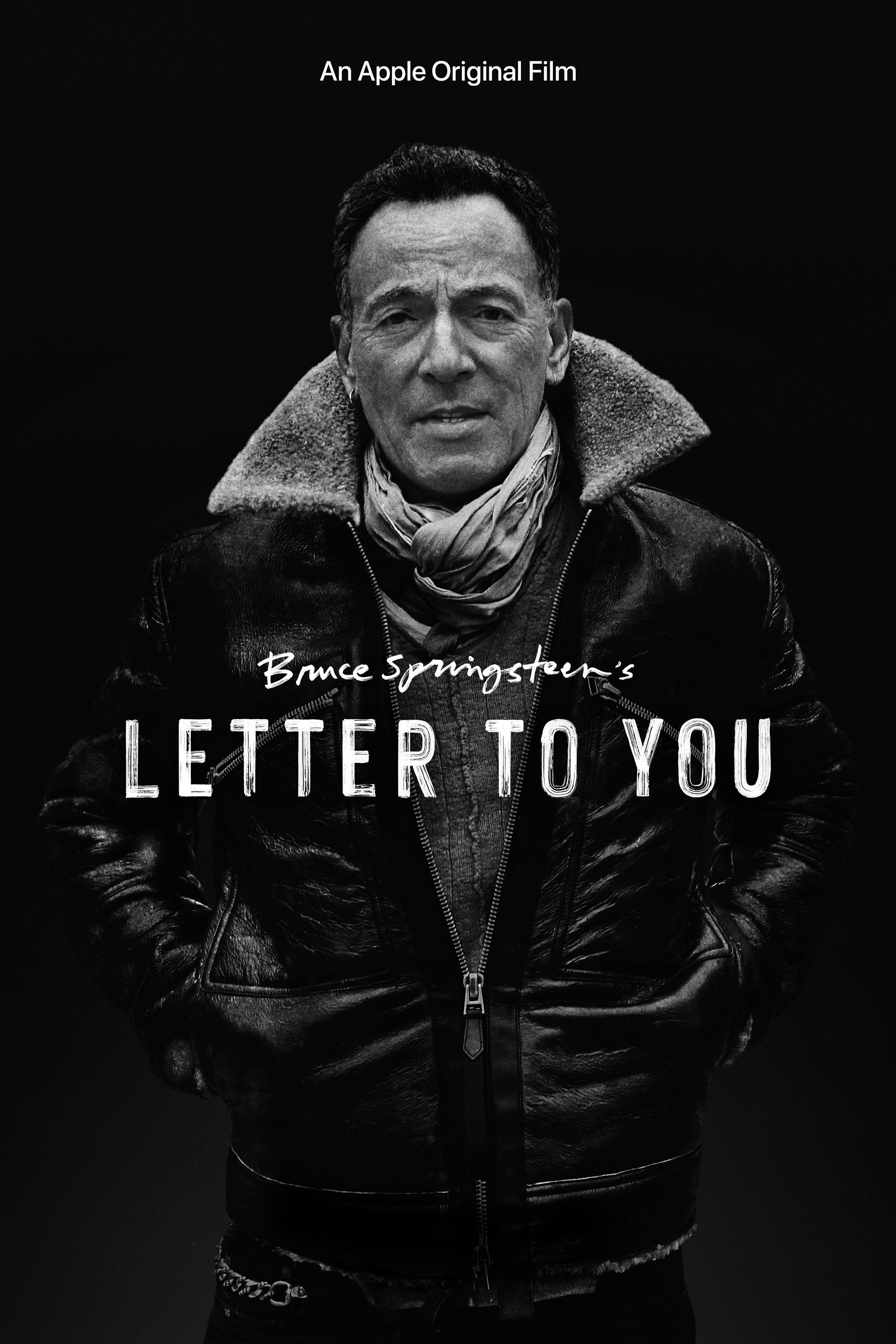Bruce Springsteen is dropping  Letter to You  documentary on the same day as new album