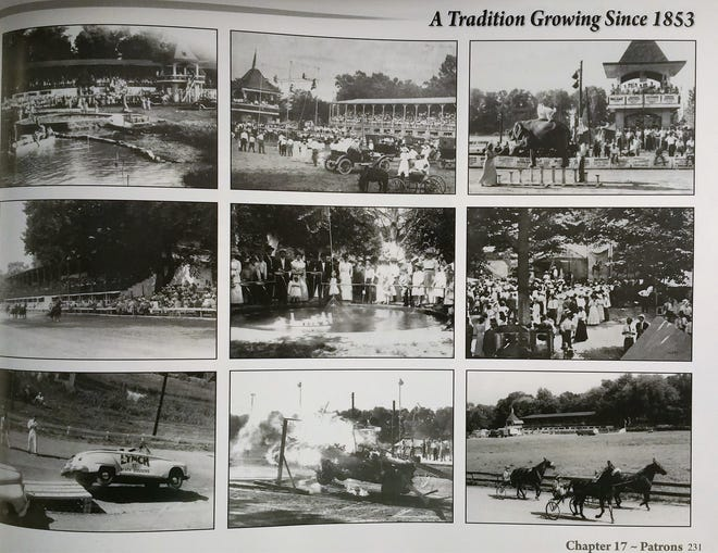 Historic pictures from the Spencer County Fair, which began in 1853.