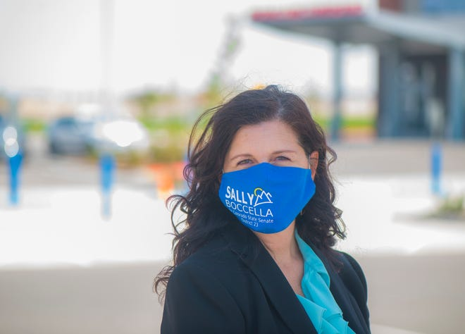 Sally Boccella is a Democrat running to represent Colorado State Senate District 23.