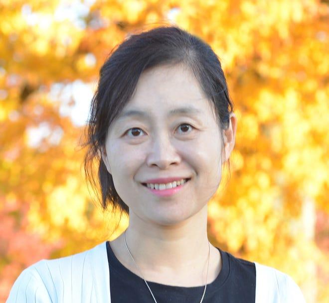 West Lafayette Community School Corp. board candidate Yue Yin.
