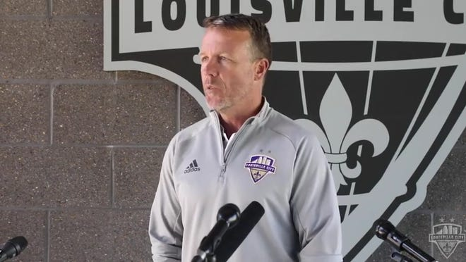 Louisville City FC coach John Hackworth previews the playoffs that begin Saturday at home against Pittsburgh Riverhounds SC.