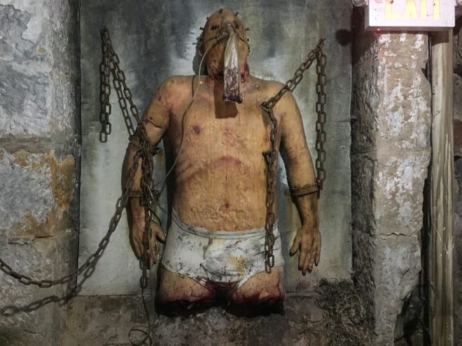 This man didn't make it out of Blood Prison 2020. Will you?