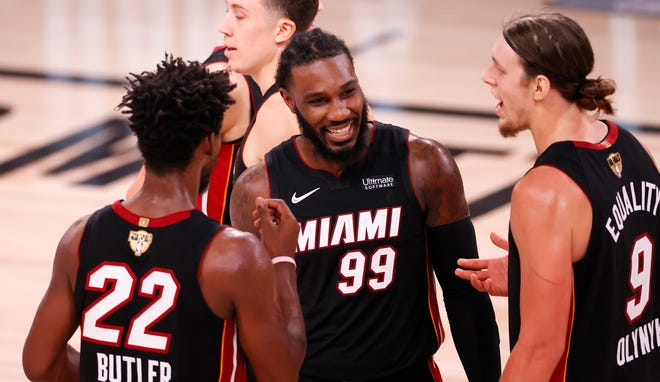 La victoria sorpresa de los Heat, fue la primera de la serie que disputan al mejor de siete y que ahora está con ventaja de 2-1 para el equipo de los Lakers.