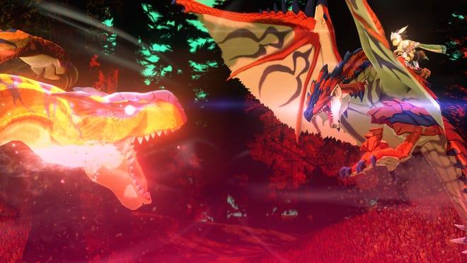 Monster Hunter Stories 2 for the Nintendo Switch.