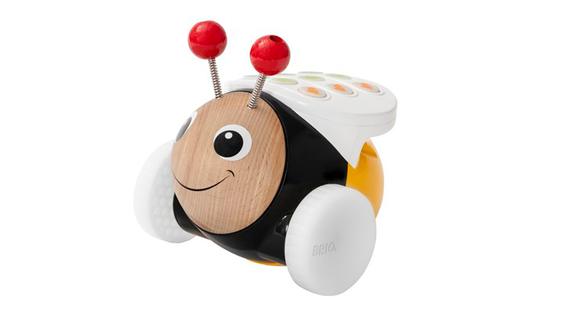 Best gifts and toys for 2-year-olds: Code & Go Bumblebee