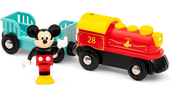 Best gifts and toys for 2-year-olds: Brio Mickey Train