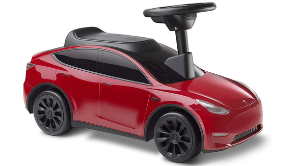 Best gifts and toys for 2-year-olds: My First Tesla Model Y