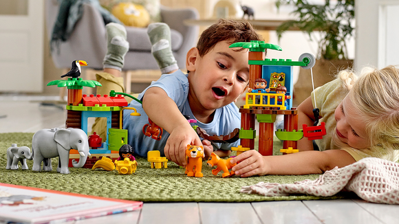 Best gifts and toys for 2-year-olds: Duplo Tropical Island