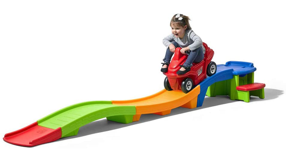 Best gifts and toys for 2-year-olds: Step2 Up & Down Roller Coaster Rapid Ride