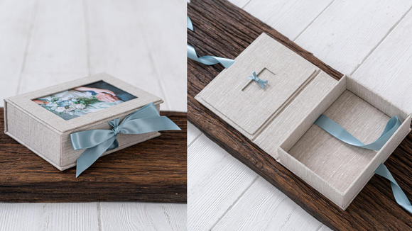 Best photo gifts of 2020: Linen Photo Box